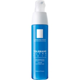 La Roche-Posay Toleriane Ultra Intense Soothing Night Care On The Face And Eyes  40 ml