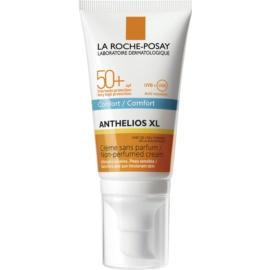 La Roche-Posay Anthelios XL crema confortabil fără parfum SPF 50+  50 ml