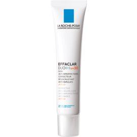 La Roche-Posay Effaclar kijavítása és megújítása az aknés bőr apró hibáit SPF30 Duo [+]  40 ml
