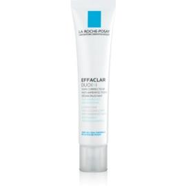 La Roche-Posay Effaclar tratamiento corrector definitivo para eliminar imperfecciones y marcas del acné Duo [+] 40 ml