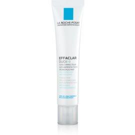 La Roche-Posay Effaclar DUO (+) Erneuernde Korrekturpflege gegen Rezidive bei Hautmakeln und Aknenarben  40 ml
