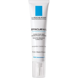 La Roche-Posay Effaclar hloubková korekční péče pro problematickou pleť, akné A.I.  15 ml