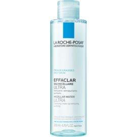 La Roche-Posay Effaclar tisztító micelláris víz problémás és pattanásos bőrre  200 ml