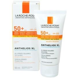 La Roche-Posay Anthelios XL krem ochronny do skóry wrażliwej ze skłonnością do zaczerwienień SPF 50+  50 ml