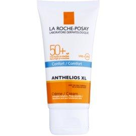 La Roche-Posay Anthelios XL komfortní ochranný krém na obličej bez parfemace SPF 50+  50 ml