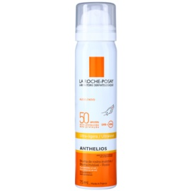 La Roche-Posay Anthelios XL osvěžující ultralehký sprej na obličej SPF 50  75 ml