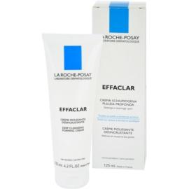 La Roche-Posay Effaclar Cleansing Foaming Cream For Problematic Skin, Acne  125 ml