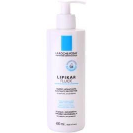 La Roche-Posay Lipikar Fluide vlažilni in zaščitni fluid brez parabenov  400 ml
