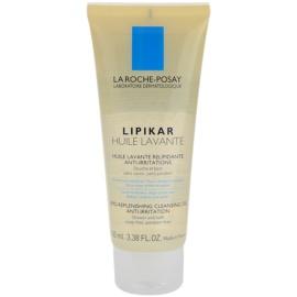 La Roche-Posay Lipikar Geschmeidigmachendes relipidierendes Waschöl gegen Hautreizungen  100 ml