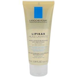 La Roche-Posay Lipikar zvláčňující relipidační mycí olej proti podráždění  100 ml