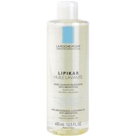La Roche-Posay Lipikar Geschmeidigmachendes relipidierendes Waschöl gegen Hautreizungen  400 ml
