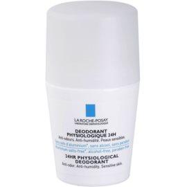 La Roche-Posay Physiologique deodorant fiziologic roll.on pentru piele sensibila  50 ml