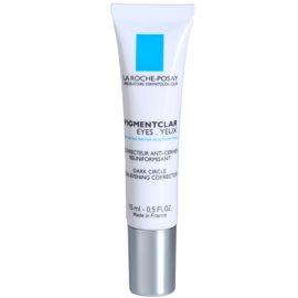La Roche-Posay Pigmentclar krema za osvetljevanje predela okoli oči proti podočnjakom  15 ml