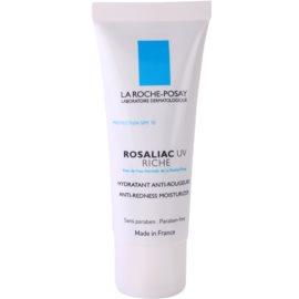 La Roche-Posay Rosaliac UV Riche nährende und beruhigende Creme für empfindliche Haut mit Neigung zum Erröten LSF 15  40 ml
