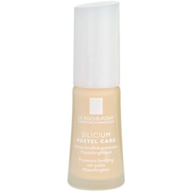 La Roche-Posay Silicium Pastel Care lak na nehty odstín  6 ml