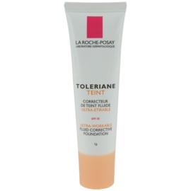 La Roche-Posay Toleriane Teint Fluide podkład we fluidzie do skóry wrażliwej SPF 25 odcień 16  30 ml
