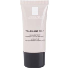 La Roche-Posay Toleriane Teint maquillaje en crema hidratante para pieles normales y secas tono 04 Golden Beige SPF 20  30 ml