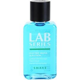 Lab Series Shave cuidado concentrado para afeitado con maquinilla eléctrica  100 ml