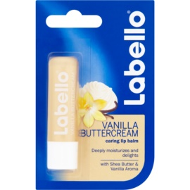 Labello Vanilla & Buttercream Lippenbalsam Vanille  4,8 g