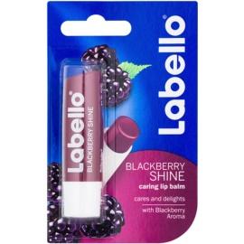 Labello Blackberry Shine balzam na pery  4,8 g
