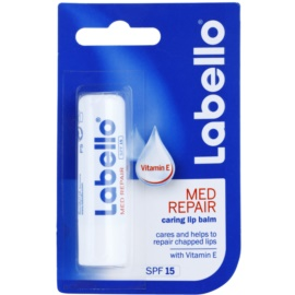 Labello Med Repair baume à lèvres SPF 15 4,8 g