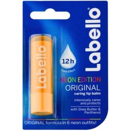 Labello Original Neon Edition intenzivní hydratační balzám na rty s bambuckým máslem  4,8 g