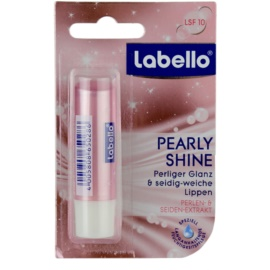 Labello Pearly Shine baume à lèvres LSF 10 4,8 g