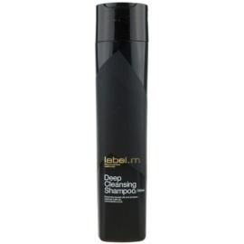 label.m Cleanse sampon pentru curatare pentru piele sensibila  300 ml