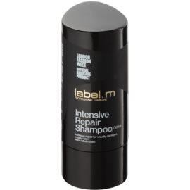 label.m Cleanse champô renovador para cabelo danificado  300 ml