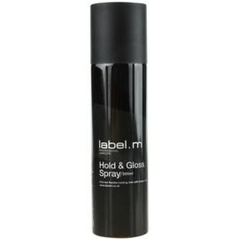label.m Complete lak za lase za učvrstitev in sijaj  200 ml