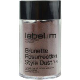 label.m Complete пудра за коса за коса с кафяви нюанси  3,5 гр.