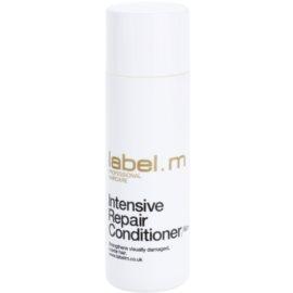 label.m Condition vyživující kondicionér pro suché a poškozené vlasy  60 ml
