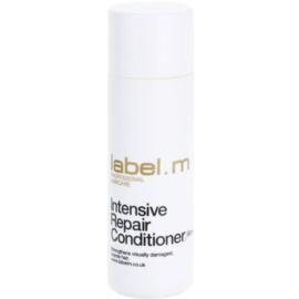 label.m Condition balsam hranitor pentru par uscat si deteriorat  60 ml