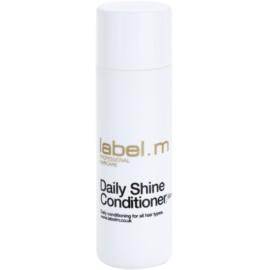 label.m Condition condicionador para todos os tipos de cabelos  60 ml