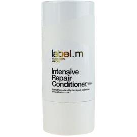 label.m Condition tápláló kondícionáló száraz és sérült hajra  300 ml