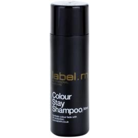 label.m Colour Stay champô para cabelo pintado  60 ml
