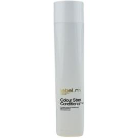 label.m Colour Stay condicionador para cabelo pintado  300 ml