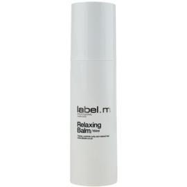 label.m Create balzám pro nepoddajné a krepatějíci se vlasy  150 ml