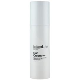 label.m Create krema za valovite lase  150 ml