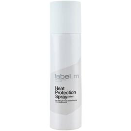 label.m Create védő spray a hajformázáshoz, melyhez magas hőfokot használunk  200 ml