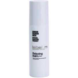 label.m Hair Care balzám pro nepoddajné a krepatějíci se vlasy  150 ml