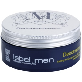 label.m Men моделираща паста  За коса  50 мл.
