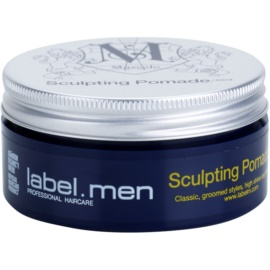 label.m Men gomina moldeadora para el cabello  50 ml