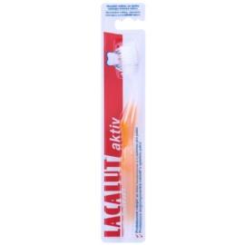 Lacalut Aktiv четка за зъби софт Orange
