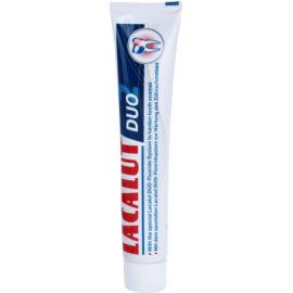 Lacalut Duo pasta posilující zubní sklovinu  75 ml