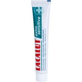Lacalut Extra Sensitive Zahnpasta für empfindliche Zähne  75 ml