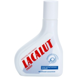 Lacalut Fresh enjuague bucal concentrado  para aliento fresco  75 ml