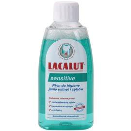 Lacalut Sensitive ústní voda pro citlivé zuby  300 ml