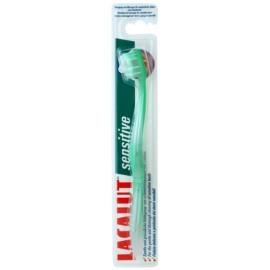 Lacalut Sensitive perie de dinti fin Green