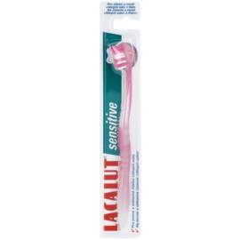 Lacalut Sensitive zubní kartáček soft Pink